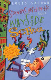 Sideways Arithmetic from Wayside School by Louis Sachar image