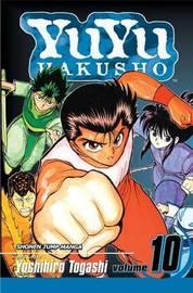 YuYu Hakusho, Vol. 10 by Yoshihiro Togashi