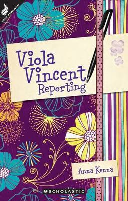 Viola Vincent Reporting by Anna Kenna image