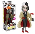 Disney - Cruella (Flocked) Rock Candy Vinyl Figure