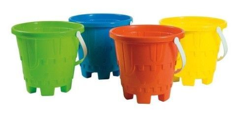 Androni: Summertime Castle Bucket - Assorted Colours
