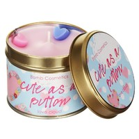 Bomb Cosmetics Candle - Cute as a Button
