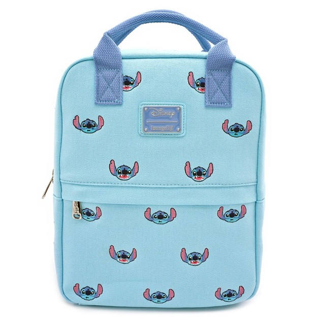 Loungefly: Lilo & Stitch Embroidered Backpack - Stitch