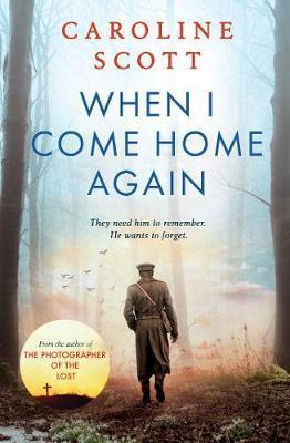 When I Come Home Again by Caroline Scott image