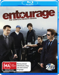 Entourage - The Complete Seventh Season on Blu-ray