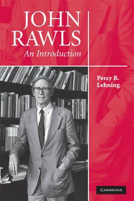 John Rawls by Percy B. Lehning