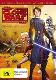 Star Wars: The Clone Wars: Season 2 - Volume 2 DVD