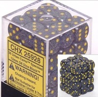 Chessex Speckled 12mm D6 Dice Block: Urban Camo