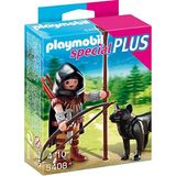 Playmobil Special Plus - Huntsman with Wolf (5408)
