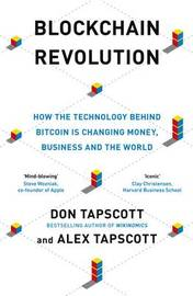 Blockchain Revolution by Don Tapscott