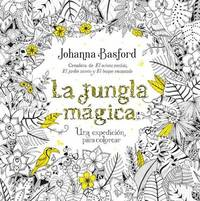 Jungla Magica by Johanna Basford