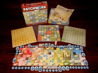 Patchwork - Board Game image