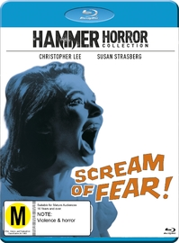 Scream Of Fear [Hammer Horror Collection] on Blu-ray