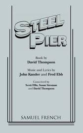 Steel Pier by David Thompson