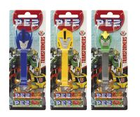 Pez Transformers Candy Dispenser