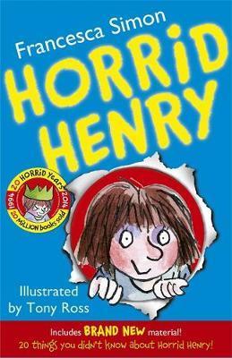 Horrid Henry by Francesca Simon image