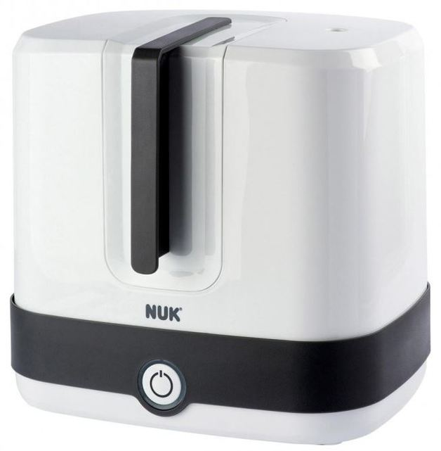 NUK: Vapo Express Rapid Steam Steriliser