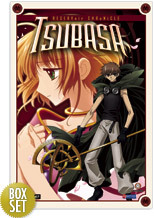 Tsubasa - Reservoir Chronicle: Vol. 1 (Collector's Box) on DVD