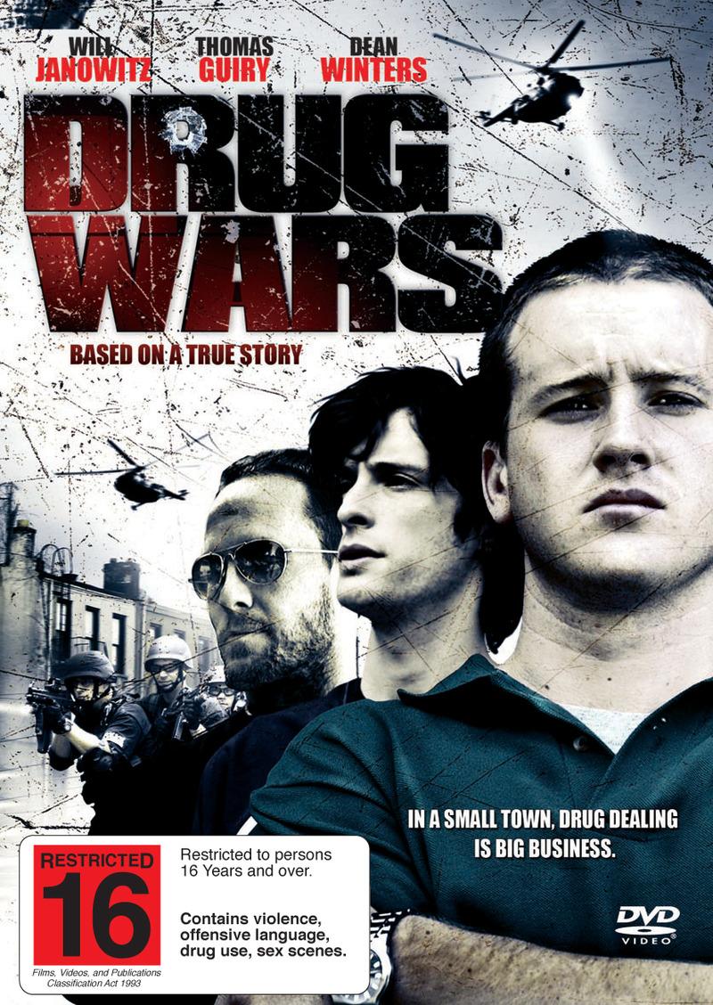 Drug Wars on DVD image