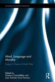 Mind, Language and Morality