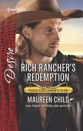 Rich Rancher's Redemption by Maureen Child
