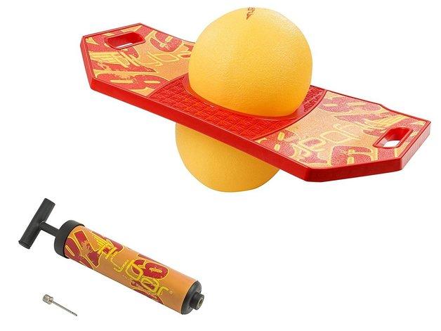 Flybar: Pogo Trick Board - Red Sun