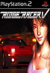 Ridge Racer V for PS2