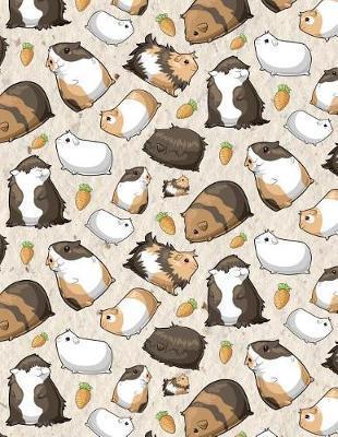 Kawaii Guinea Pig Sketchbook by Japan Journals