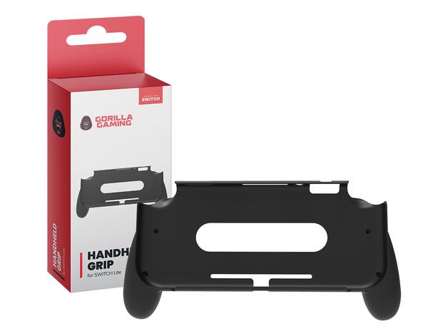 Gorilla Gaming Switch Lite Handheld Grip for Switch