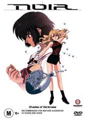 Noir - Vol 1 on DVD