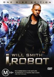 I, Robot (1 Disc) on DVD image