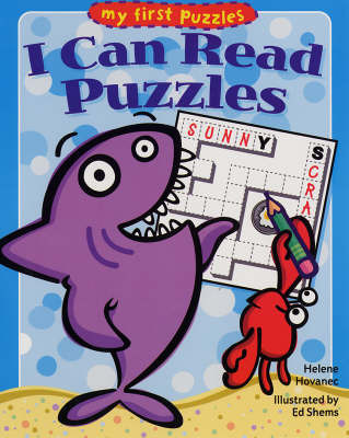 I Can Read Puzzles by Helene Hovanec