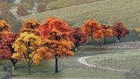 Woodland Scenics Fall Deciduous Trees (38 pack)