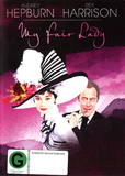 My Fair Lady DVD