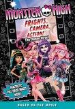 Frights, Camera, Action! by Perdita Finn