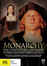 Monarchy - Complete Series 2 (2 Disc Set) on DVD