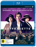 Suffragette on Blu-ray