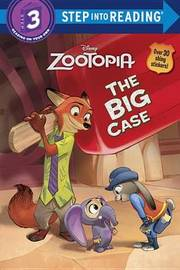 Zootopia the Big Case by Bill Scollon