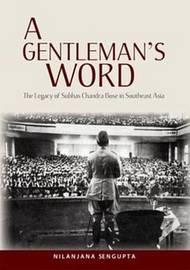 A Gentleman's Word by Nilanjana Sengupta