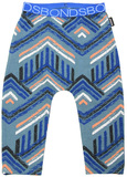 Bonds Stretchy Leggings - Surf Tribe (3-6 Months)