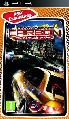 Need for Speed Carbon (Essentials) for PSP