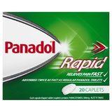 Panadol Rapid Caplets (20pk)