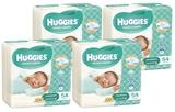 Huggies Ultra Dry Nappies Bulk Shipper - Newborn - Up to 5kg (216)