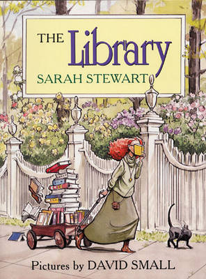 The Library by Sarah Stewart image