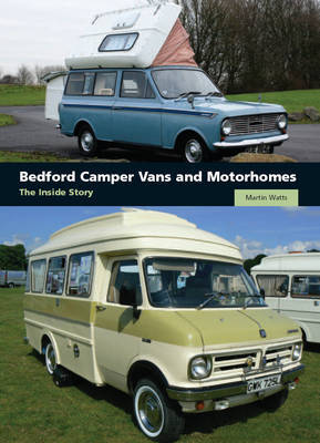 Bedford Camper Vans and Motorhomes by Martin Watts image