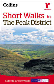 Short walks in the Peak District by Collins Maps