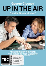 Up in the Air on DVD