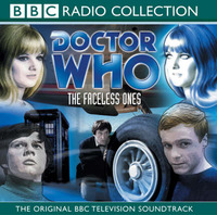 Doctor Who: Faceless Ones: Narrated by Patrick Troughton: Collector's Edition by BBC Radio image