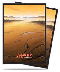Magic the Gathering Mana Sleeves: Plains (80)