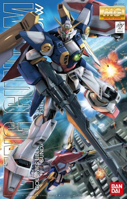 MG 1/100 Wing Gundam - Model Kit